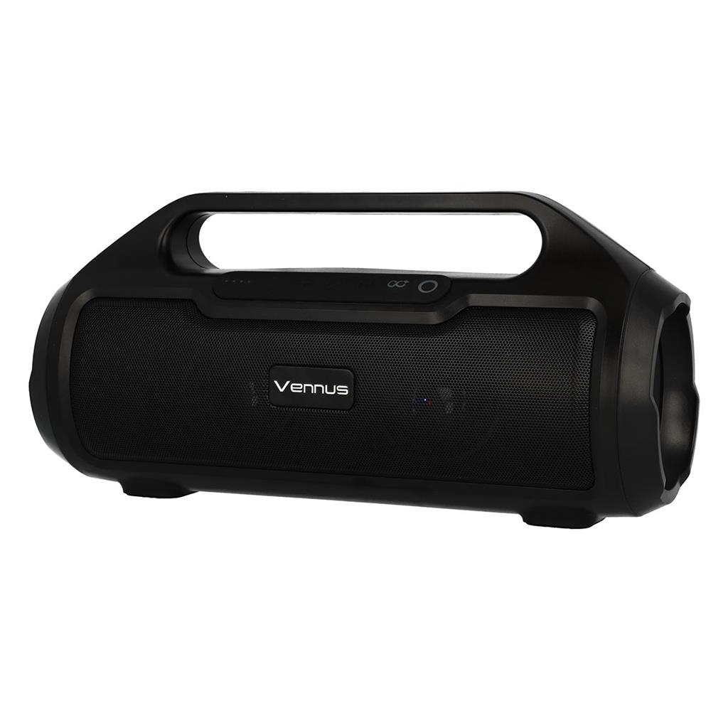 Безжична Стерео Колона с Радио, VENNUS TWS BM02, Черен 2.jpg