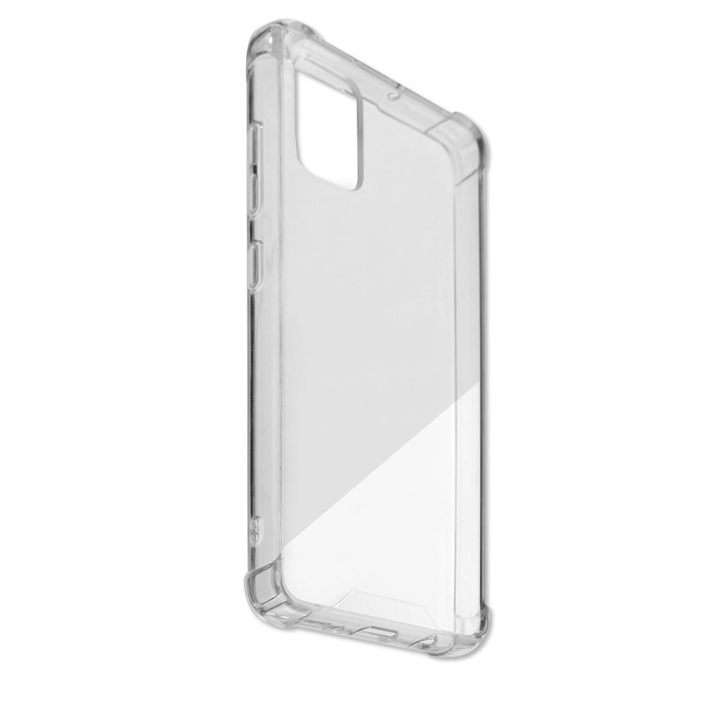 Противоударен Хибриден Калъф за SAMSUNG A51, 4SMARTS Ibiza Case, Прозрачен 2.jpg