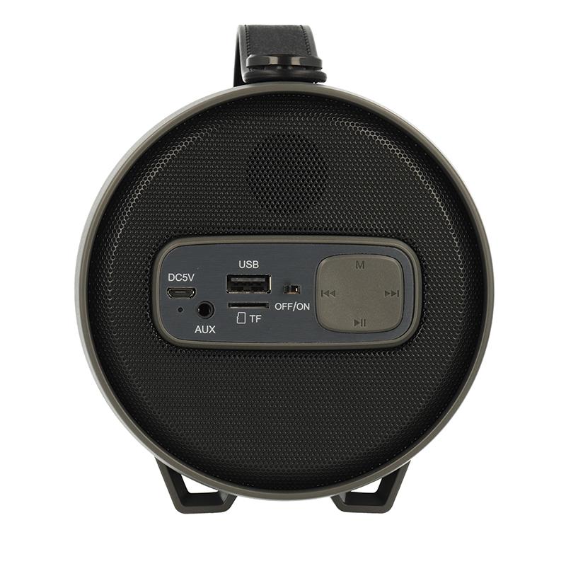 Безжична Колона с Радио, VENNUS TWS S22E, Черен 3.jpg