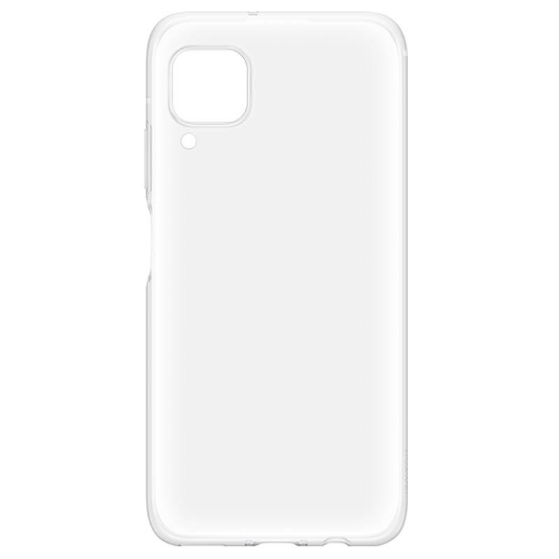 Оригинален Силиконов Калъф за HUAWEI P40 Lite Soft TPU Case, Прозрачен 2.jpg