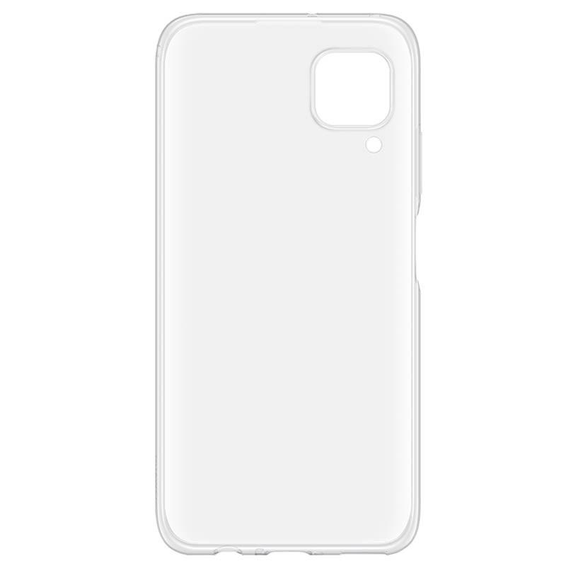 Оригинален Силиконов Калъф за HUAWEI P40 Lite Soft TPU Case, Прозрачен 3.jpg