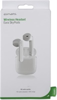 Безжични Слушалки - 4SMARTS Handsfree Bluetooth Eara Skypods White