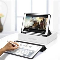 """Калъф с Pen Поставка за iPad Air 3/Pro 10.5"""", DUX DUCIS Osom Case, Черен"""