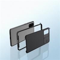 Калъф с Плъзгач за Камера за SAMSUNG S20, NILLKIN CamShield Case, Черен