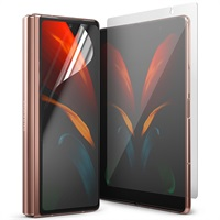 Комплект Протектори за SAMSUNG Galaxy Z Fold 2, RINGKE Defender Glass, Прозрачен