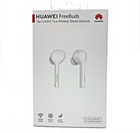Оригинални Безжични Слушалки - HUAWEI Handsfree Bluetooth FreeBuds CM-H1 White