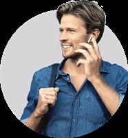 Оригинални Безжични Слушалки за HUAWEI Handsfree Bluetooth FreeBuds 3 CM-SHK00 (Shark), Бял