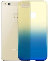 Силиконов Калъф за HUAWEI Mate 10 Lite, FORCELL Blueray Case, Син