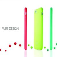 Силиконов Калъф за iPhone 11, ROAR Color Case, Червен