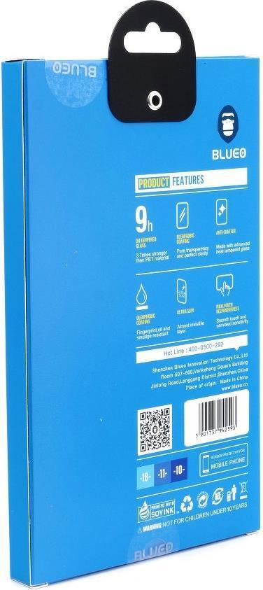 Стъклен Протектор с UV лепило за SAMSUNG S10 Plus, MR. MONKEY UV 5D Glass, Прозрачен