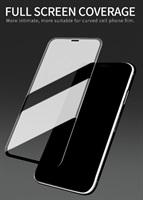 Стъклен Протектор за iPhone 11 Pro/XS Max, X-ONE Extra Strong 3D Glass, Черен